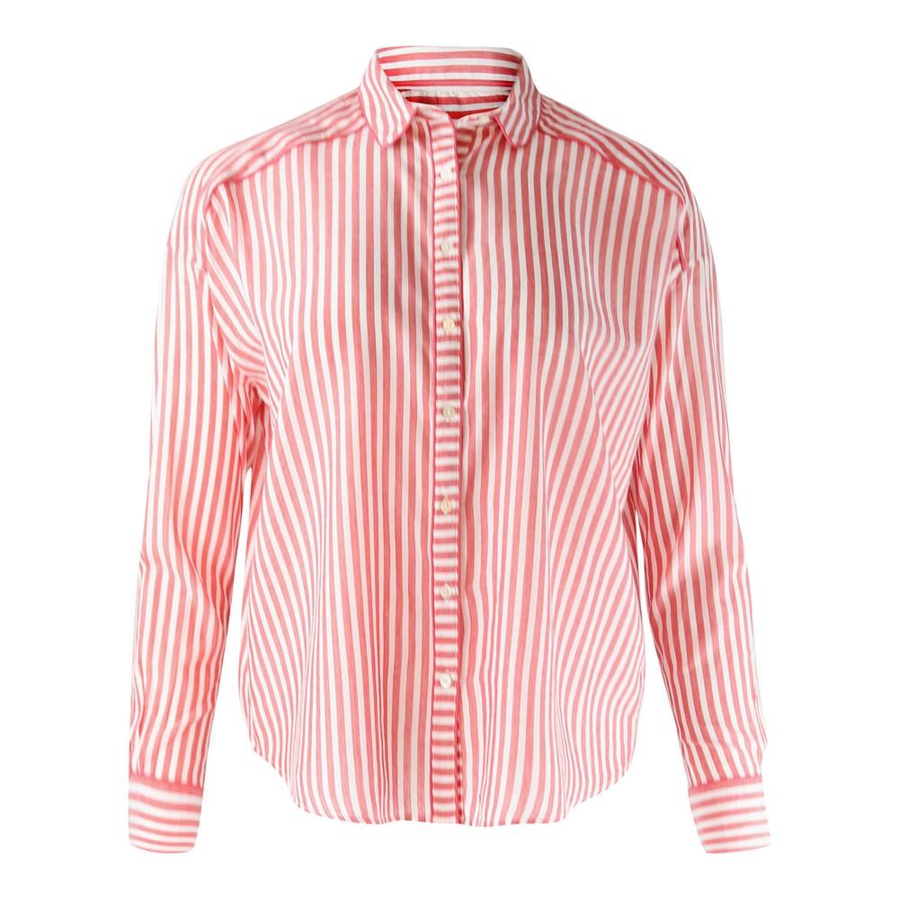 Scotch & Soda Viscose Mix Shirt Pink