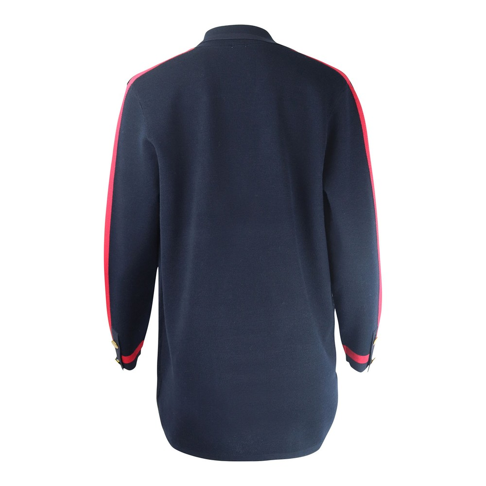 Scotch & Soda Luxury Knitted Blazer Navy
