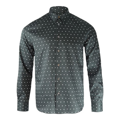 Paul Smith Polka Dot Print Shirt