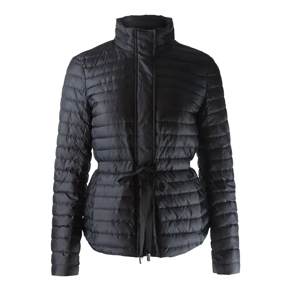 Michael Kors Packable Nylon Puffer Jacket Black