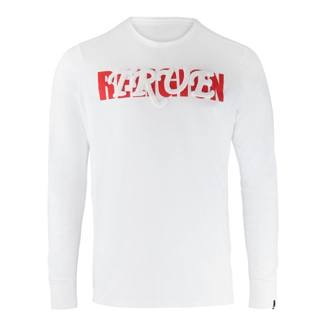 True Religion Longsleeve Baseball Embroidered