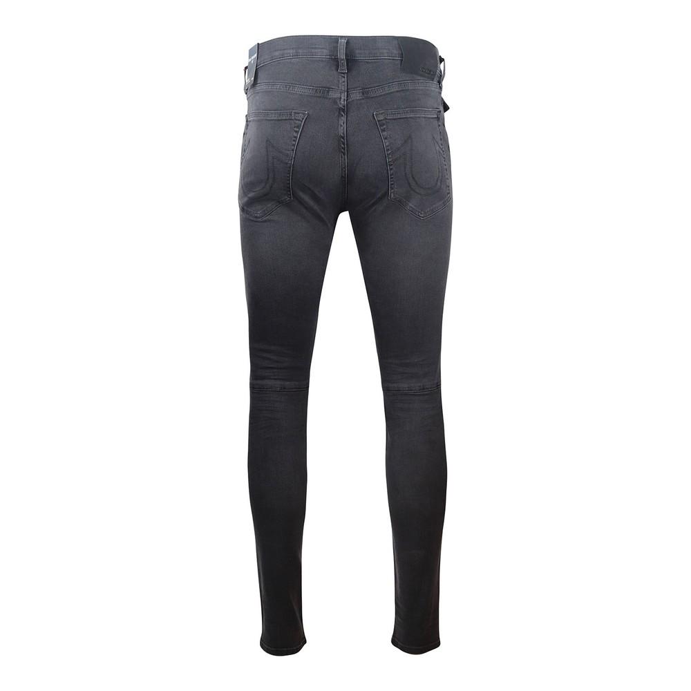 True Religion Rocco Biker Jeans Black