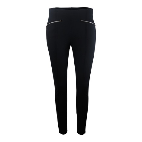 Michael Kors Hutton Cotton-Blend Leggings