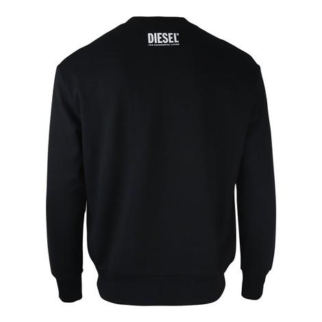 Diesel S-Bay BX4 Felpa Sweatshirt