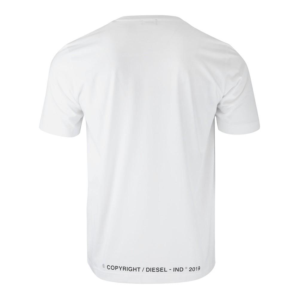 Diesel T-Just-B31 T-Shirt White