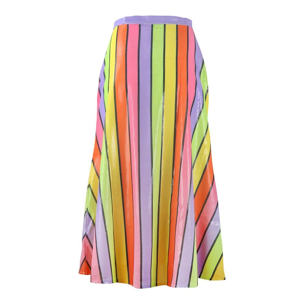 Olivia Rubin Penelope Stripe Skirt Stripe