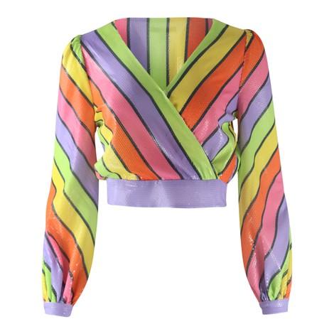 Olivia Rubin Kendall Stripe Top
