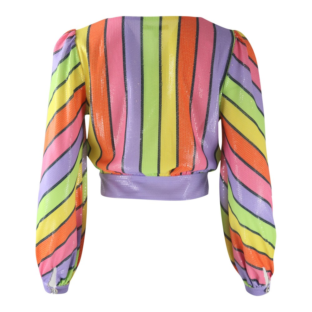Olivia Rubin Kendall Stripe Top Striped