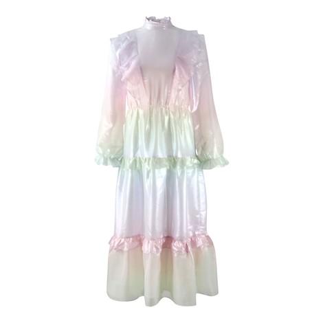 Olivia Rubin Pastel Ombré Dress
