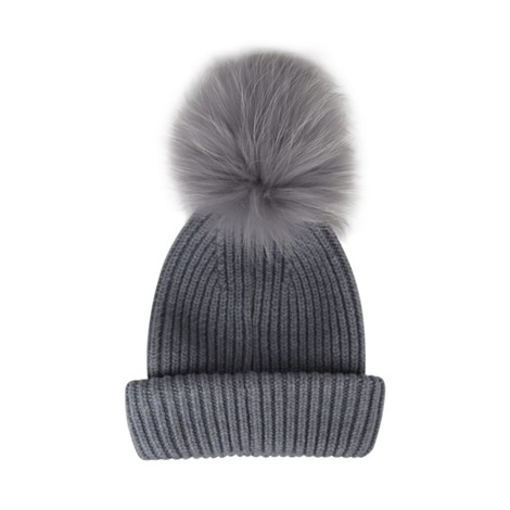 BKLYN Oversized Shado Pom Pom Hat