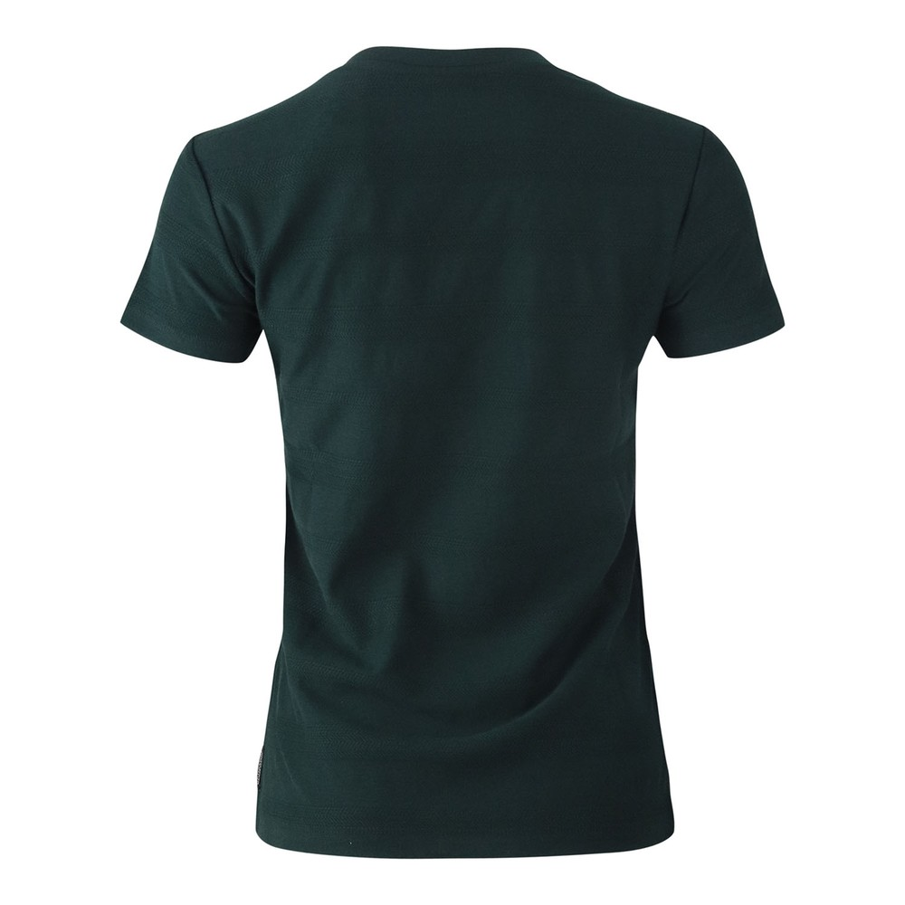 Scotch & Soda V Neck T-Shirt Green