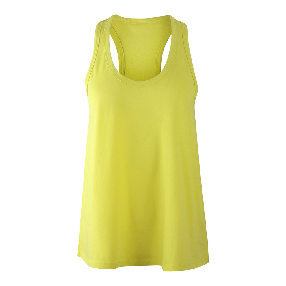 Scotch & Soda Scoop Neck Tank Yellow
