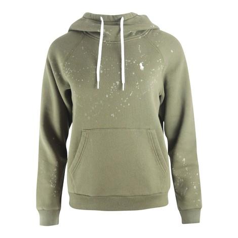 Ralph Lauren Womenswear Tye Dye Hoodie