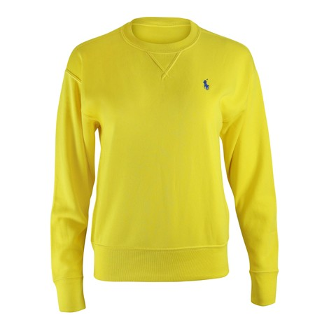 Ralph Lauren Womenswear Crew Neck Sweat