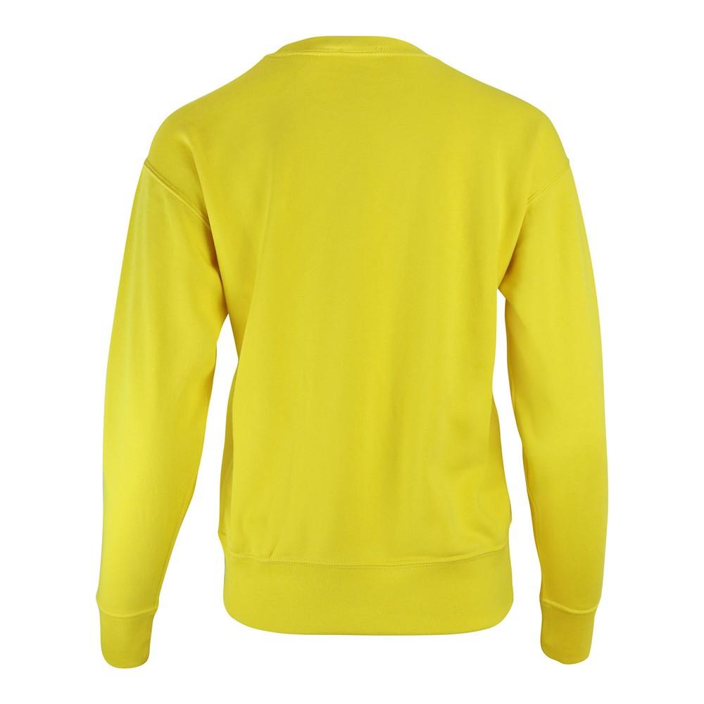 Ralph Lauren Womenswear Crew Neck Sweat Yellow