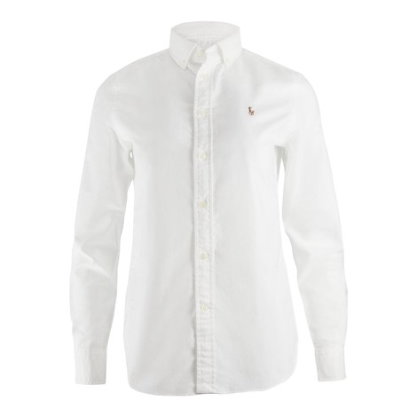 Ralph Lauren Womenswear LT WT Oxford Shirt