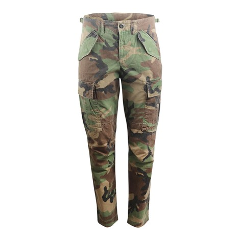 Ralph Lauren Womenswear Camo Trousers