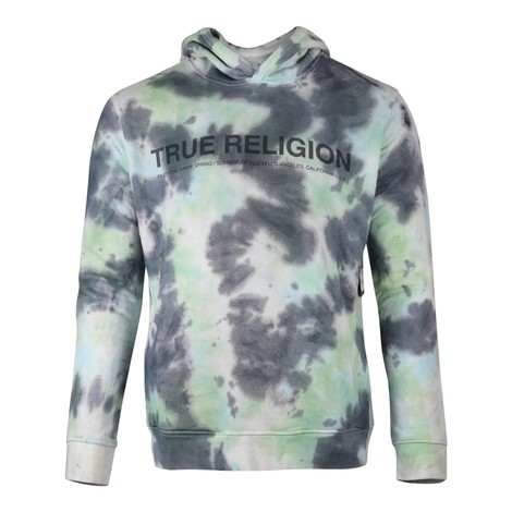 True Religion Hoodie Batik - Castle Rock
