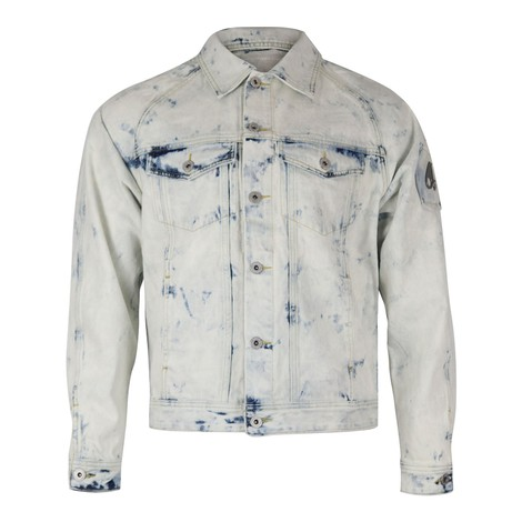 Moose Knuckles Scarboro Denim Jacket