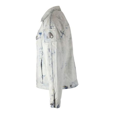 Moose Knuckles Scarboro Denim Jacket