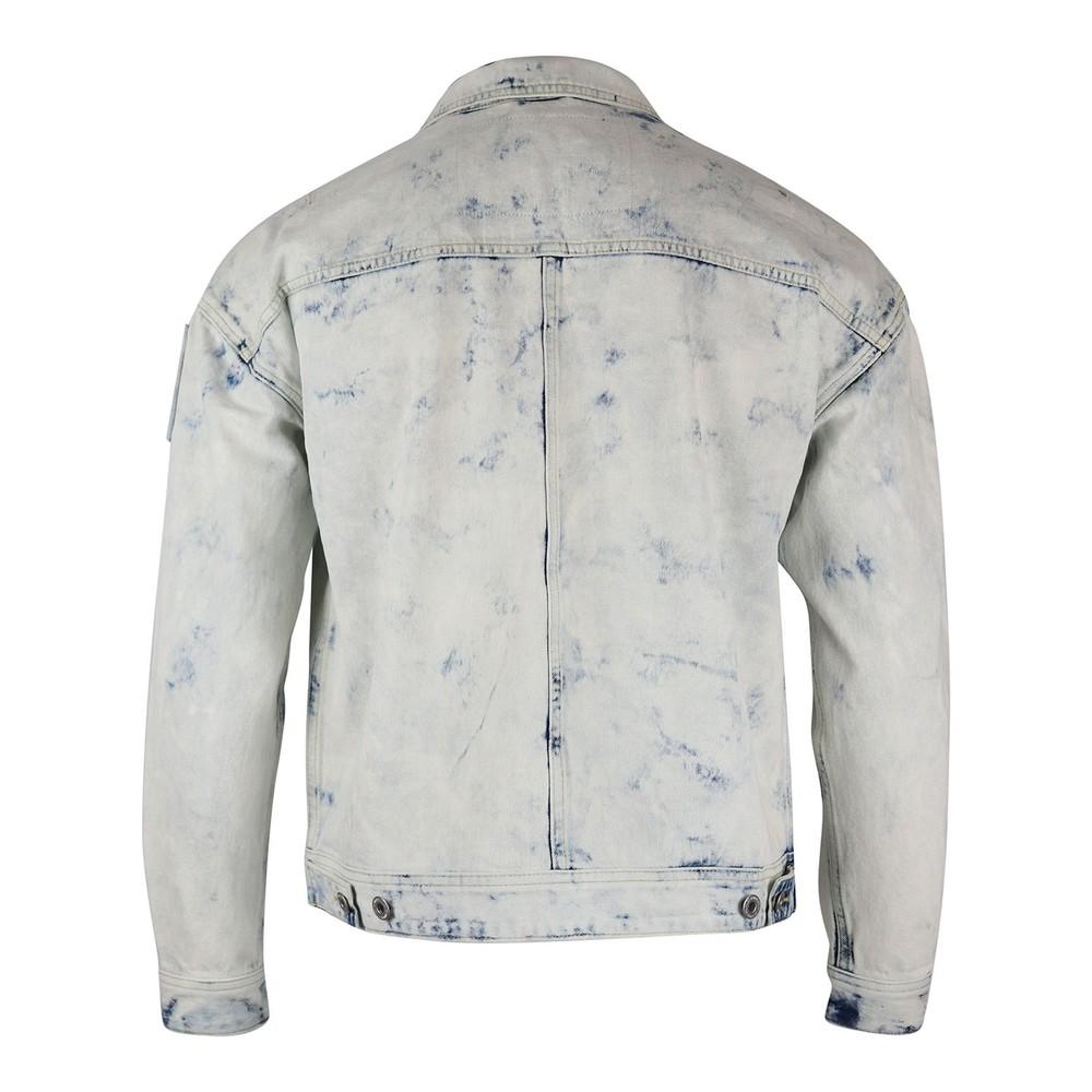 Moose Knuckles Scarboro Denim Jacket Light Denim