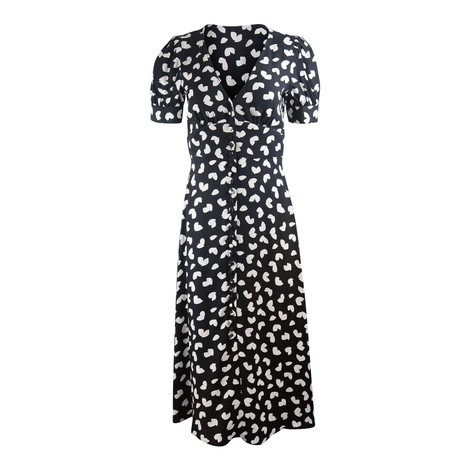 Michael Kors Petal Midi Dress
