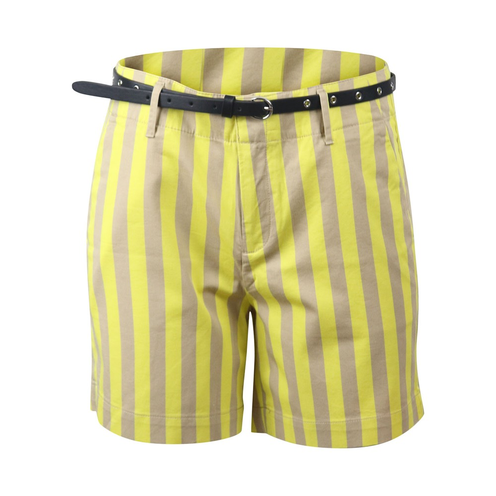 Scotch & Soda Chino Shorts Yellow