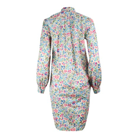 Ralph Lauren Womenswear Longsleeve Floral Tunic Dress