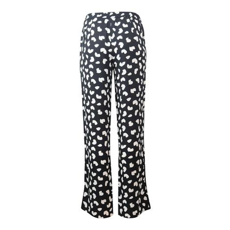 Michael Kors Petal Print Trousers