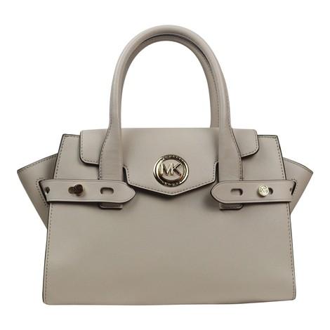 Michael Kors Belted Satchel Bag