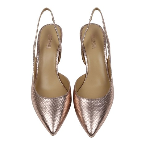 Michael Kors Lucille Mid Heel Shoe
