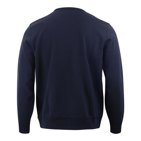 Ralph Lauren Menswear Long Sleeve Double Tech Knit Jumper