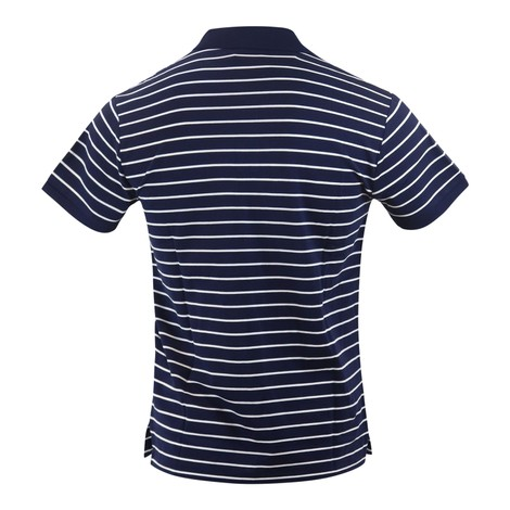Ralph Lauren Menswear Stretch Mesh SS Polo Stripe