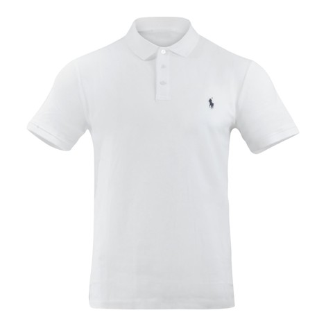 Ralph Lauren Menswear Stretch Mesh SS Polo
