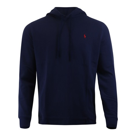Ralph Lauren Menswear Long Sleeve Knit Basic Mesh Hoodie