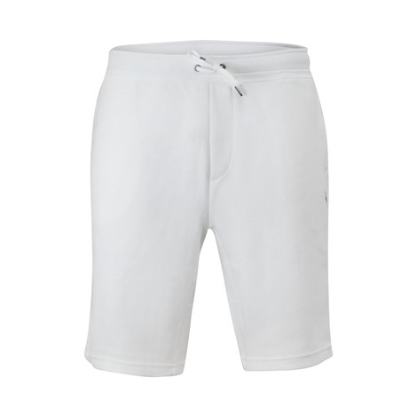Ralph Lauren Menswear Double Knit Tech Shorts
