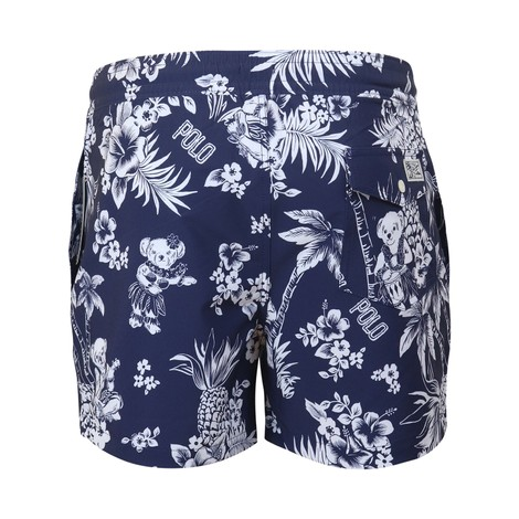 Ralph Lauren Menswear Slim Traveler Swim Shorts