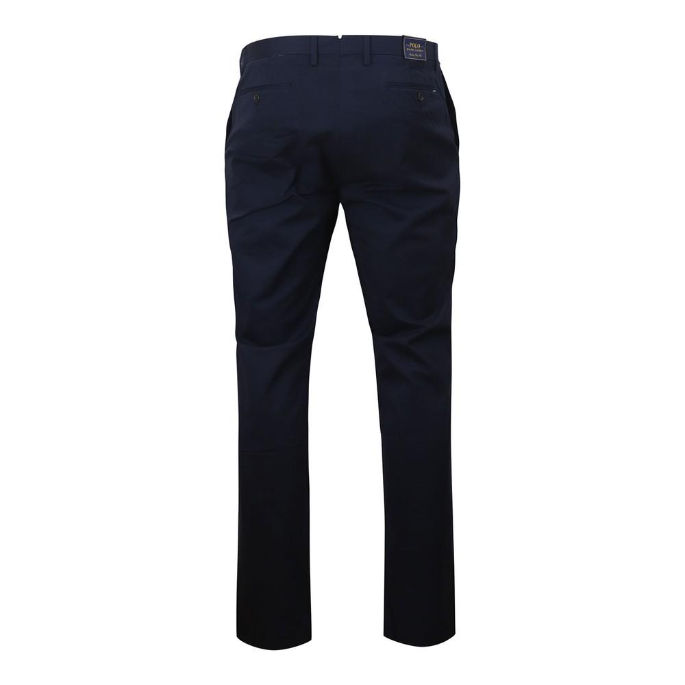 Ralph Lauren Menswear Slim Fit Stretch Military Chino Navy