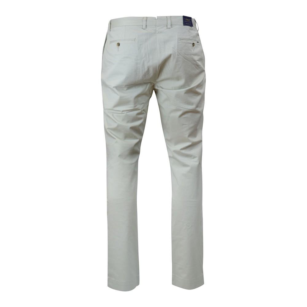 Ralph Lauren Menswear Slim Fit Stretch Military Chino Sand