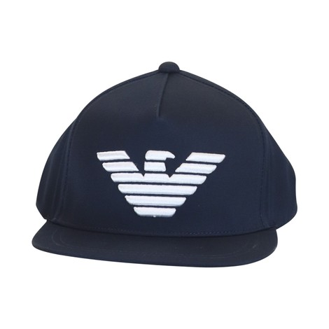 Emporio Armani Baseball Cap With Embrodery Logo
