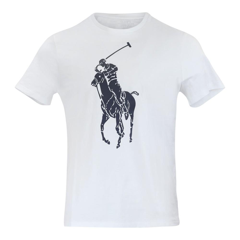 Ralph Lauren Menswear Short Sleeve 26/1 Jersey T-shirt White