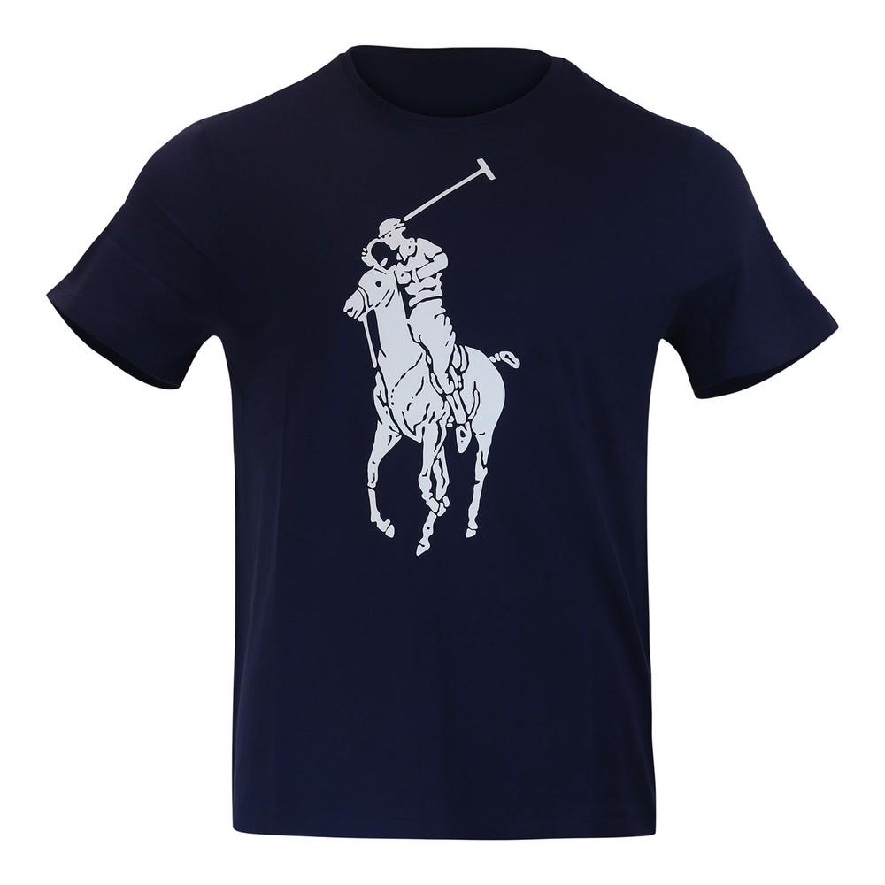 Ralph Lauren Menswear Short Sleeve 26/1 Jersey T-shirt Navy