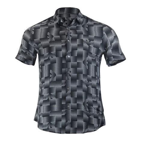 Emporio Armani Pattern Shirt