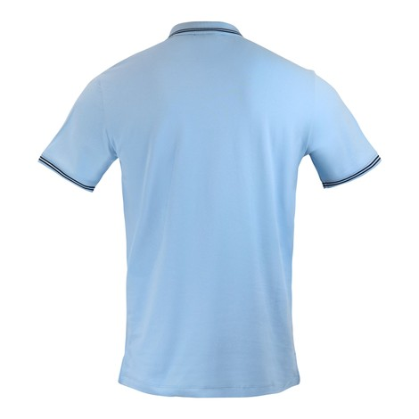 Emporio Armani Short Sleeved Polo With Trim