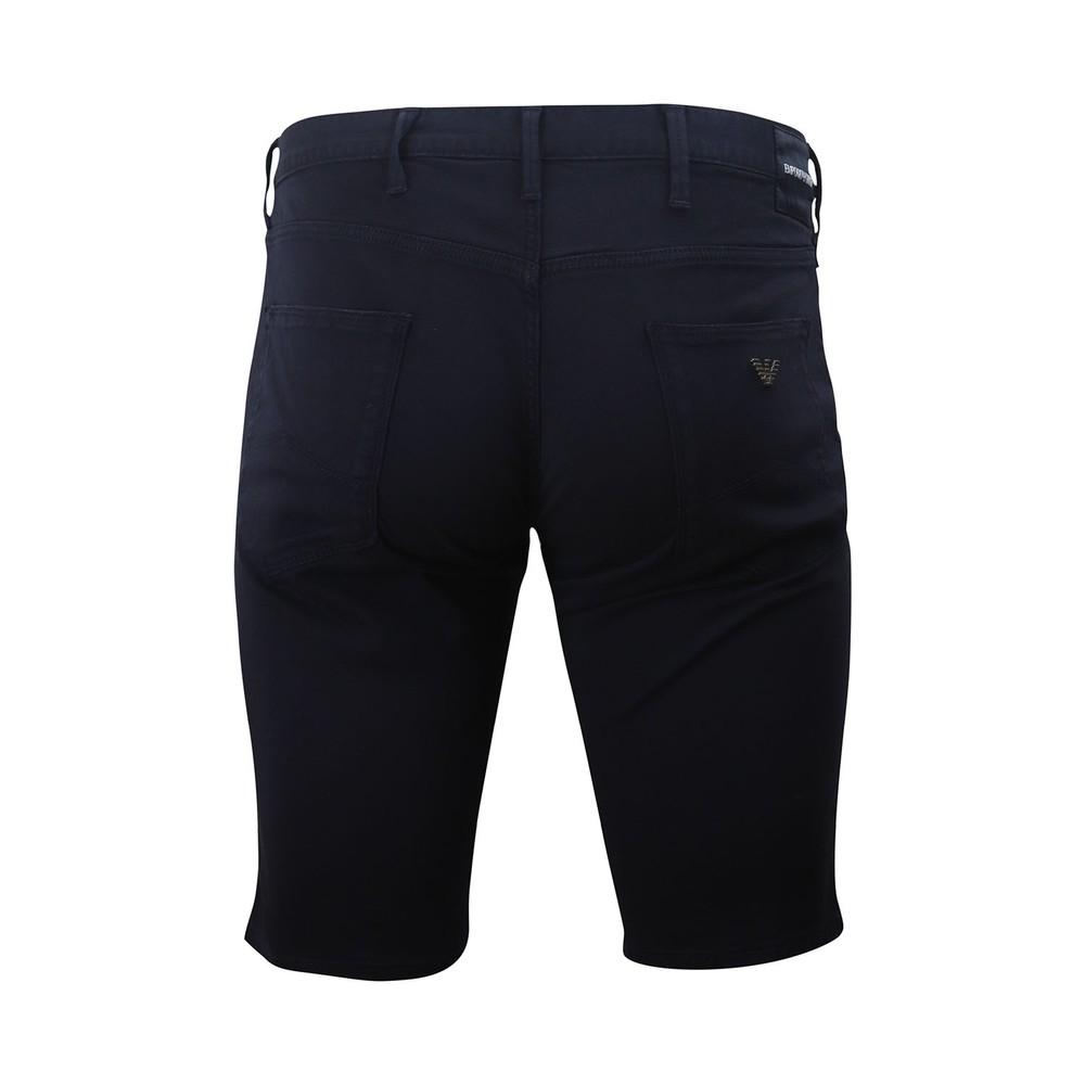 Emporio Armani 5 Pocket Shorts Navy