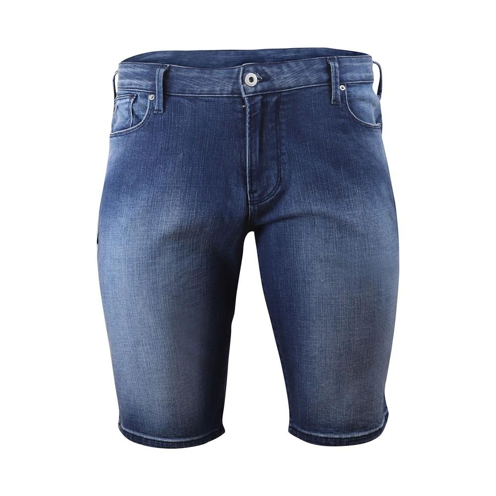 Emporio Armani Denim Shorts Denim