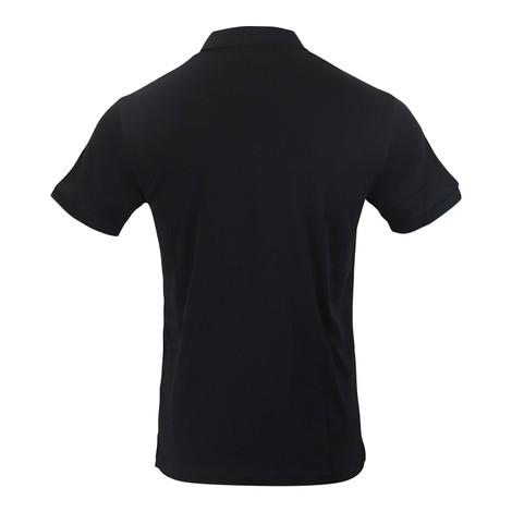 Emporio Armani Short Sleeved Pima Cotton Polo