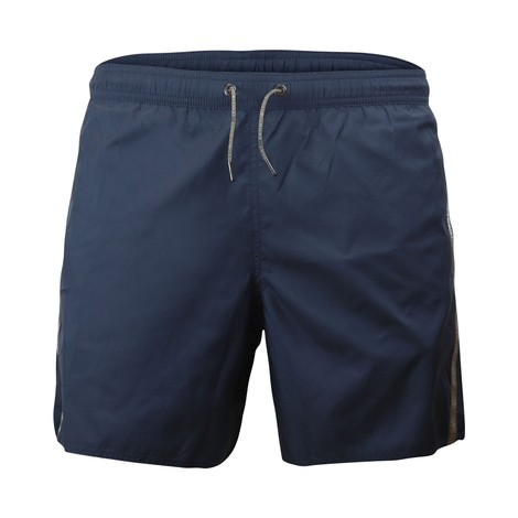 Emporio Armani Swim Shorts With Tape
