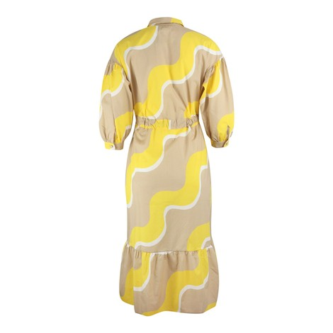 Chinti & Parker Wave Shirt Dress