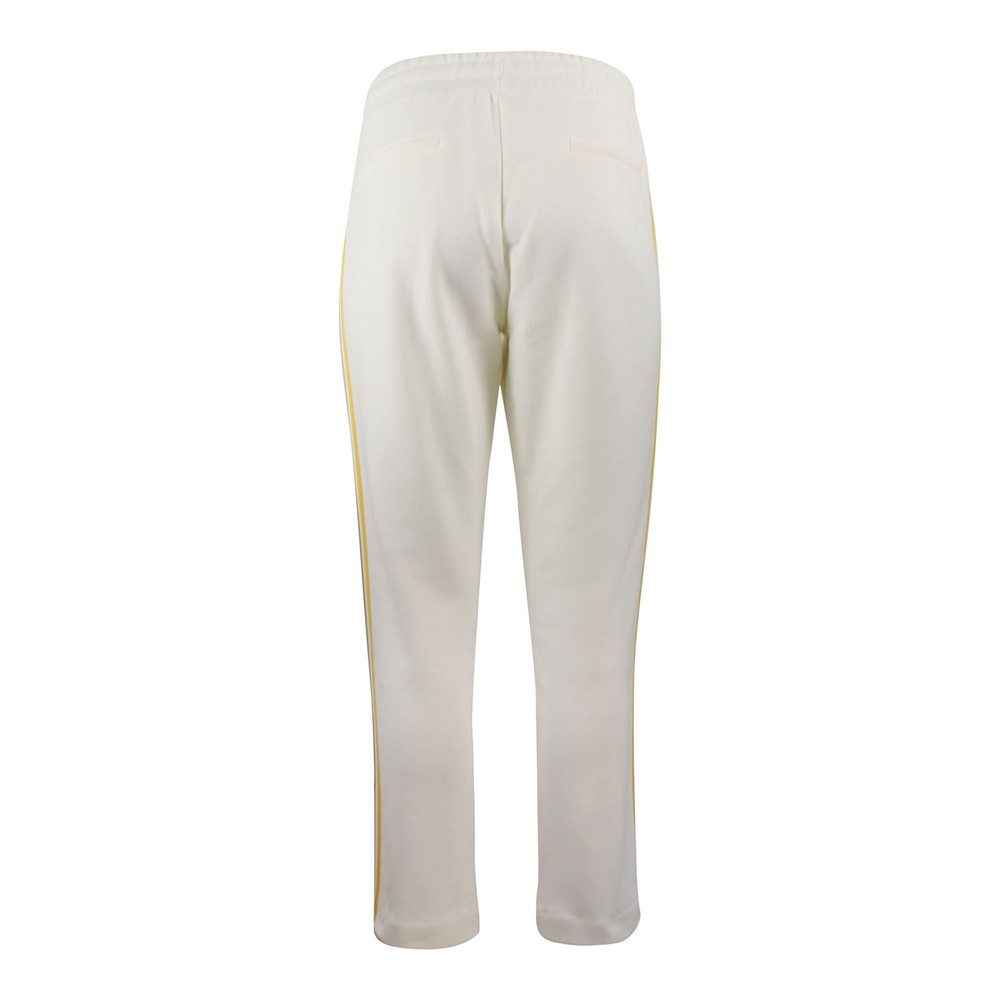 Chinti & Parker Side Stripe Sweatpant Off White